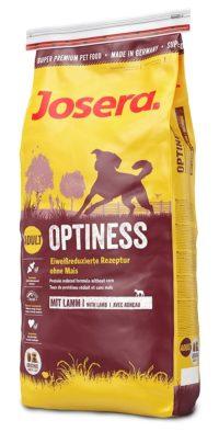 Optiness Josera Hundefutter Test