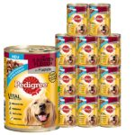 Pedigree adult hundefutter test